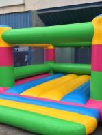 Alquiler Castillo Hinchable Infantil Arco Iris