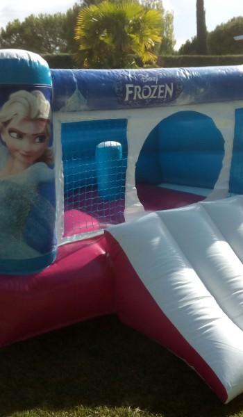 Castillo Frozen pequeño