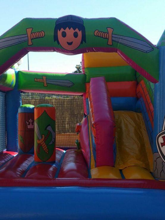 Castillo Combinado Playmobil