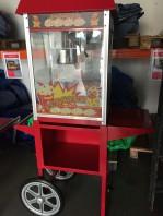 Alquiler de Carrito de palomitas para fiestas infantiles