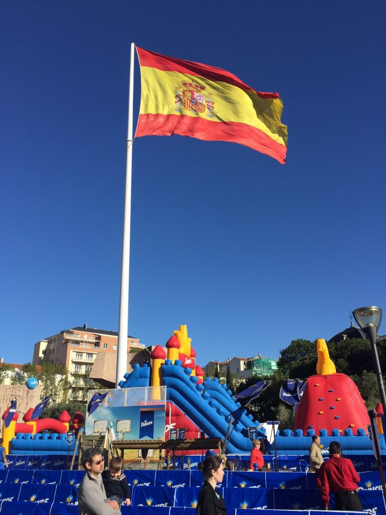 Evento Principe en Madrid