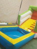 Castillo Playmix acuático mediano