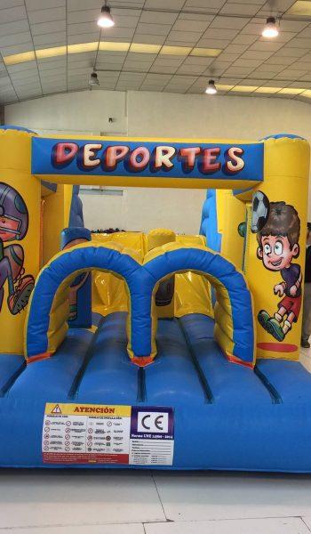 Castillos Pista America Sport