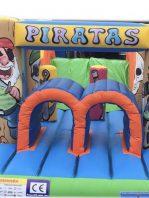 Castillo Pista Americana Piratas