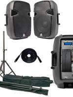 alquiler de equipo de música y megafonía