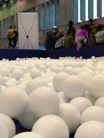 Piscinas de bolas grandes