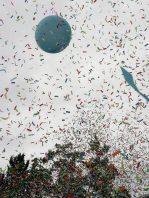 Alquiler Cañon Confeti Gigante